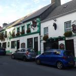 Dingle Pub B&B in the main street