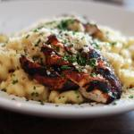 The Launch Bar and Grill's famous Brisket Beer Cheese Mac