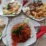 spageti bolognese