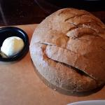 Hot bread and not so hard butter