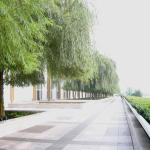 Kennedy Center - Terrasse am Potomac