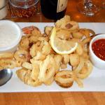 Calamari -- appetizer