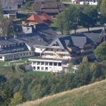 Hotel Rössle - Ansicht vom Panoramaweg