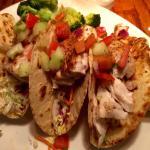 Fabulous Mahi fish tacos!