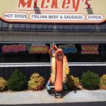 Mickey's Hot Dogs & Gyros