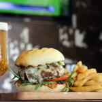 Our hearty Argentinean burgers are a lunchtime favourite. Available 12-3pm.
