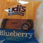 Gluten free breakfast choice