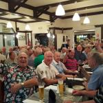 45 Scotsmen from the Corstorphine Bowling club on tour in Vilamoura