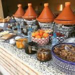 Riad foutour sarir restaurant