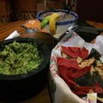 """Delicious """"fresh"""" Guacamole"""