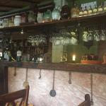 Interier restauracie