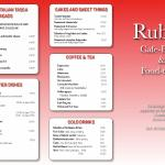 Ruby's Cafe and Bistro
