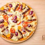 Pizza, una de las mejores de la ciudad
