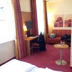 Photo de Hotel vis a vis