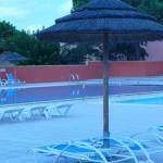 piscine ext de l'hôtel