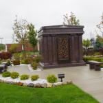 Russell's mausoleum
