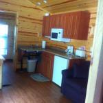 cabin woodchuck
