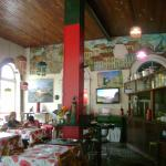 Interior do restaurante