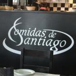 Comidas de Santiago Foto