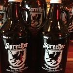 Growlers for beer or root beer