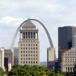 Saint Louis Gateway Arch and Civil Court House