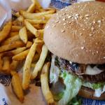 HUGE Burgers!