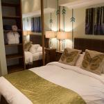 Eden suite - bedroom