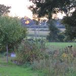 vue de la ferme