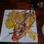 XXL Cryafish, Isabella´s Restaurant