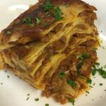 Alloro House-made Lasagna