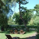 Сад отеля Маркусхоф