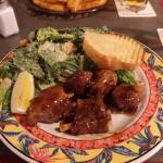 Pork Shanks Ribits