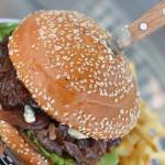 Lucky Dill Deli - Manhattan Burger