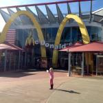 Some BIG golden arches...