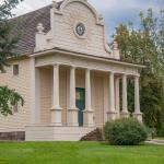 Cataldo Mission Building