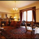 Relax in the grand front room