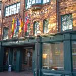 Hotel Navalis Facade