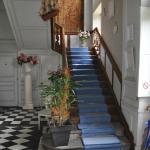notre escalier du XVIIIème