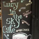 Lucy In The Sky Cafe Photo