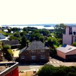 Vue du balcon (Chambre supérieur vue mer)