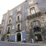 La facciata della Casa Museo