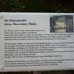 Beschreibung zur Glänzelmühle