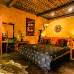 Our African themed rooms