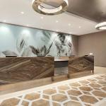 New Lobby Reception Area