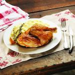 Le poulet fermier d'Auvergne, Label Rouge