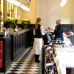 Brasserie Warszawska interior