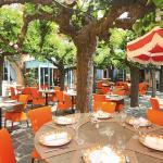 restaurant les Mûriers