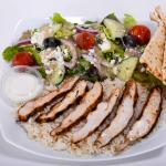 Low-Fat Daily Special (Chicken Breast Plate)