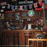 beau petit pub d'inspiration irlandaisee