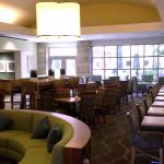 Breakfast/hospitality area